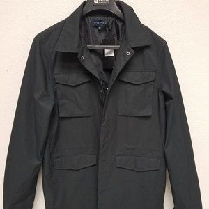 NWT FIve Four Fielder Black Men's Coat, Medium